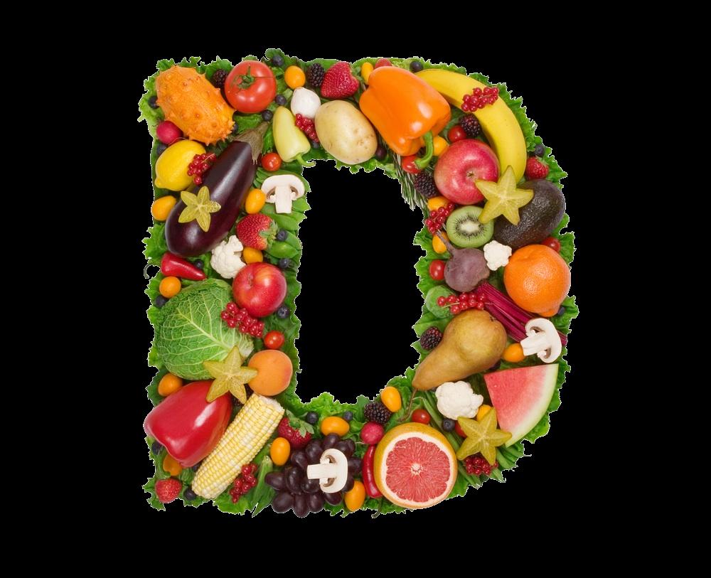 эмблема витамина D